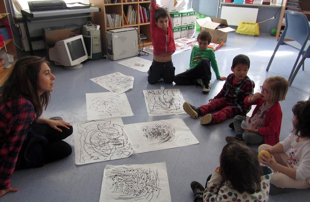 Taller de arquitectura para niños